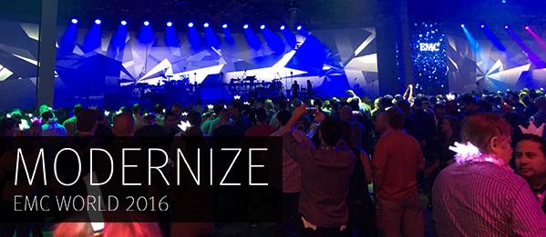 EMC World 2016 [2]
