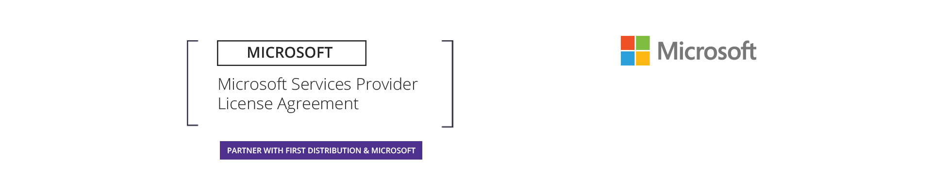 Microsoft Services Provider License Agreement - First Distribution